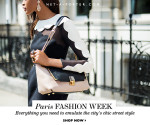 Net-A-Porter's Paris Fashion Week Edit #PFW