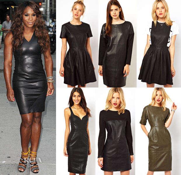 ASOS Leather dresses