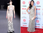 Aimee Garcia In Naeem Khan – 2013 NCLA ALMA Awards