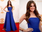 Allison Williams In Ralph Lauren - 2013 Emmy Awards