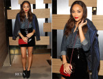 Ashley Madekwe In Malhia Kent x 7 For All Mankind  - Malhia Kent x 7 For All Mankind Launch
