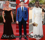 Best Dressed Of The Week - Scarlett Johansson In Versace, Lupita Nyong'o In Prada & Daniel Radcliffe In David Hart