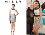 Bethenny Frankel's Milly 'Amanda' Collar Dress