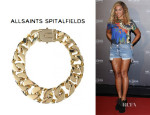 Beyonce Knowles' All Saints 'Valtari' Necklace
