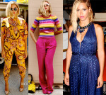 Beyonce Knowles Loves...Gucci Resort 2014