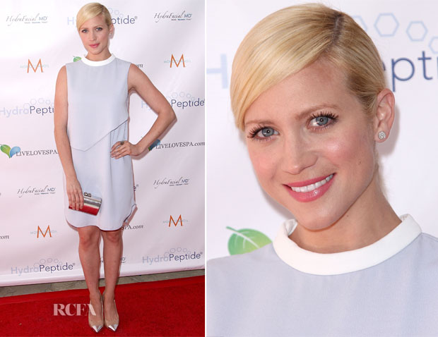 Brittany Snow In Camilla and Marc – SPLASH