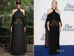 Cate Blanchett In Givenchy Couture - 'Blue Jasmine' London Premiere