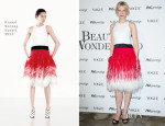 Cate Blanchett In Prabal Gurung - Beauty in Wonderland