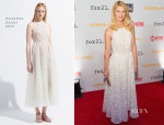Claire Danes In Valentino - 'Homeland' Season 3 Screening