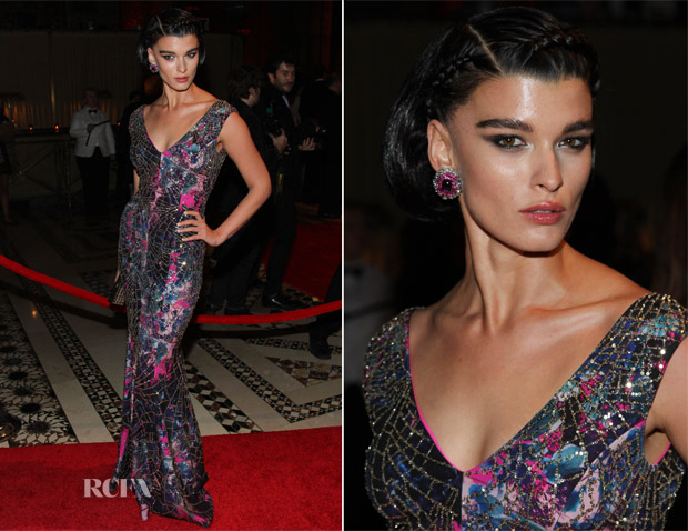 Crystal Renn In Gabriela Cadena - New Yorkers For Children Presents 14th Annual Fall Gala