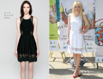 Dakota Fanning In A.L.C. - 'Night Move' Rio International Film Festival Photocall