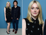 Dakota Fanning In Miu Miu - 'Night Moves' Portraits Session