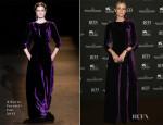 Diane Kruger In Alberta Ferretti - Jaeger-LeCoultre Gala Dinner
