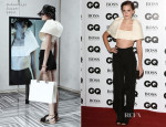 Emma Watson In Balenciaga - GQ Men Of The Year Awards