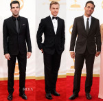2013 Emmy Awards Menswear Roundup