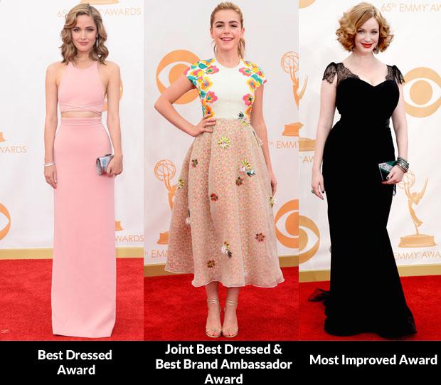 Emmys Round up