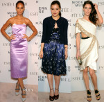 Estee Lauder 'Modern Muse' Fragrance Launch Party Red Carpet Roundup