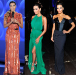 Eva Longoria's 2013 NCLA ALMA Awards Hosting Looks
