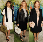 Front Row @ Mulberry Spring 2014