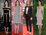 Gia Coppola's Weekend At Venice Film Festival