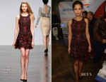 Gugu Mbatha-Raw In Felder Felder - Variety Studio at Holt Renfrew