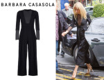 Gwyneth Paltrow's Barbara Casasola Jumpsuit