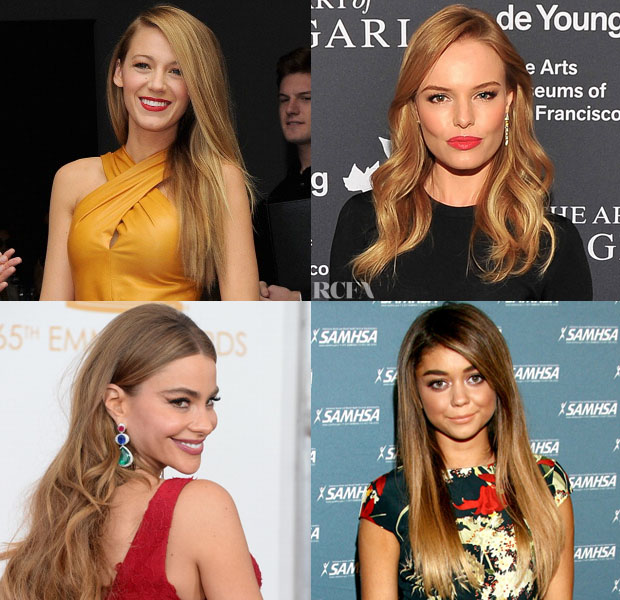 Hair Trend Spotting Autumn Blonde 2