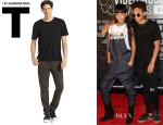 Jaden Smith's T by Alexander Wang Cotton Tee