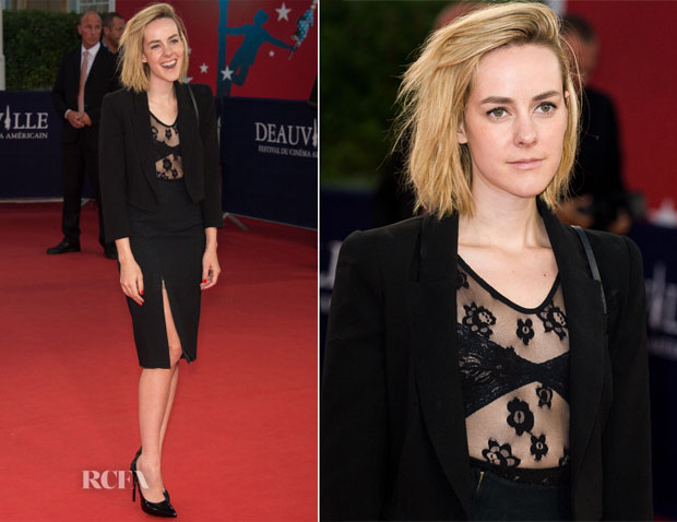 Jena Malone In Paule Ka - 'Very Good Girls' Deauville American Film Festival Premiere