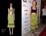 Jess Weixler In Giulietta - 'The Disappearance Of Eleanor Rigby: Him And Her' Toronto Film Festival Premiere