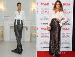 Jessica Alba In Juan Carlos Obando – 2013 NCLA ALMA Awards