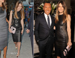 Jessica Biel In Christian Dior - The Daily Front Row's First Fashion Media Awards