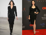 Jessica Pare In Altuzarra - 2013 Style Awards