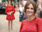 Julia Roberts In Dolce & Gabbana - 'August: Osage County' Toronto Film Festival Premiere