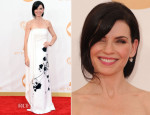 Julianna Margulies In Reed Krakoff - 2013 Emmy Awards