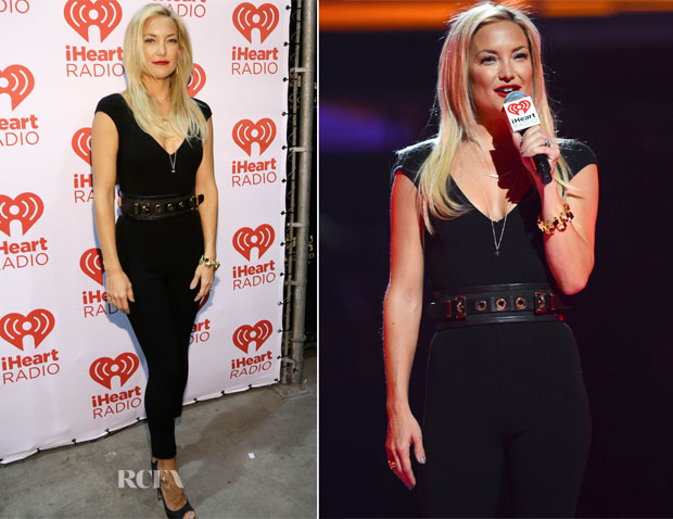 Kate Hudson In Michael Kors - iHeartRadio Music Festival