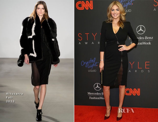 Kate Upton In Altuzarra - 2013 Style Awards