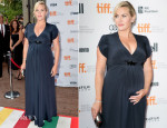 Kate Winslet In Jenny Packham - 'Labor Day' Toronto Film Festival Premiere