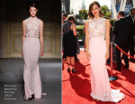 Katharine McPhee In Georges Hobeika Couture - 2013 Creative Emmy Awards