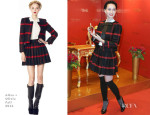 Katy Perry In Alice + Olivia - 'Killer Queen' Berlin Perfume Launch