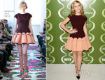 Kiernan Shipka In Delpozo - Variety & Women In Film Pre-Emmy Event