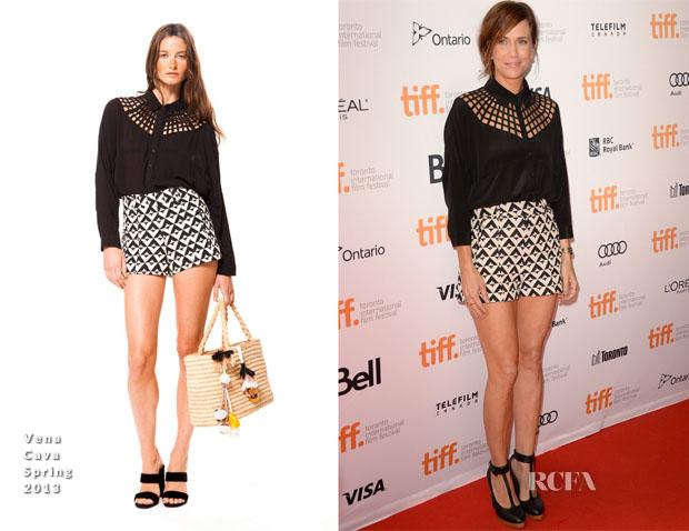 Kristen Wiig In Vena Cava - 'Hateship Loveship' Toronto Film Festival Premiere