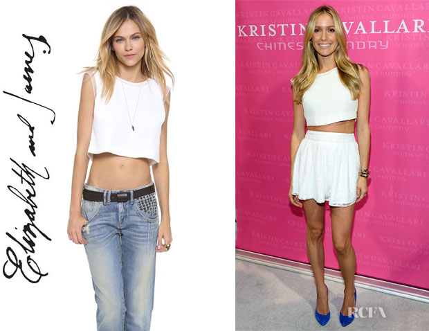 Kristin Cavallari's Elizabeth and James 'Brendan' Top