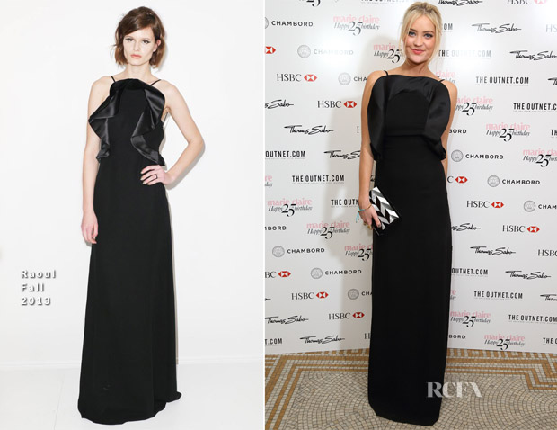Laura Whitmore In Raoul - Marie Claire's 25th Birthday Party