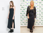 Laura Whitmore In Zara - Macmillan De'Longhi Art Auction 2013
