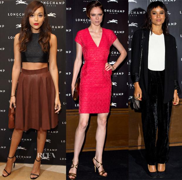 Longchamp Flagship Store Opening 14 Sept 2