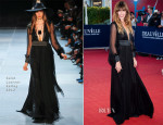 Lou Doillon In Saint Laurent - 'Snowpierce' Premiere and Deauville American Film Festival Closing Ceremony