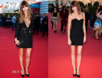Lou Doillon In Saint Laurent - Deauville American Film Festival