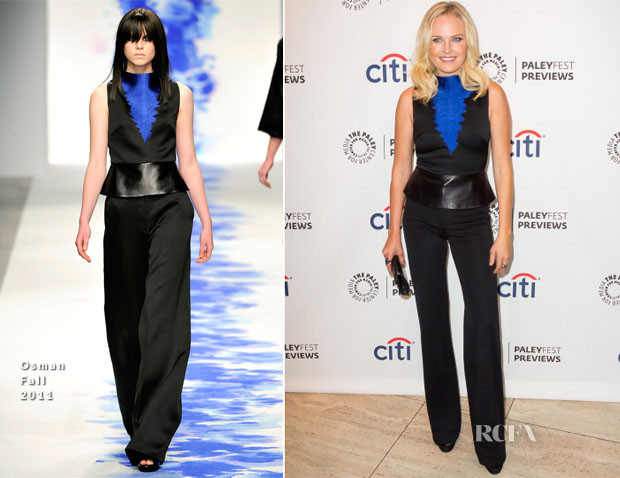 Malin Akerman In Osman - PaleyFestPreviews Fall TV ABC Event