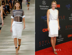 Maria Sharapova In Preen - 2013 Style Awards